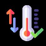 مقاومت بالا در برابر سرما و گرما - واش بتن