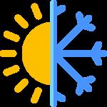 مقاومت بالا در برابر سرما و گرما - نرده بتنی پلیمری
