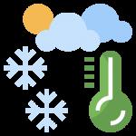 مقاومت بالا در برابر سرما و گرما سنگدال بتنی